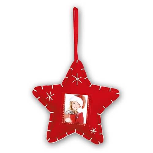 KC10 рамка CHRISTMAS STAR 3,5*4,5 H 13