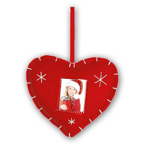 KC11 рамка CHRISTMAS HEART 3,5*4,5 H 12