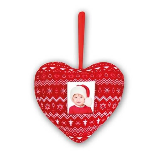 KC71 рамка CHRISTMAS HEART 3,5*4,5 H 13