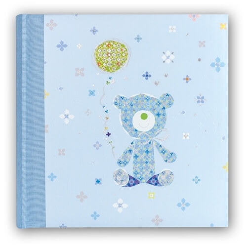 15431N альбом TEDDY DIARIO ESTERO 30X31