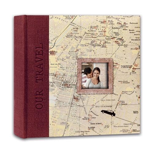 FK46200R альбом MAP RED 11X16/200