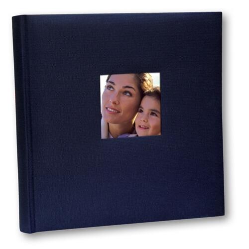 OB242420 альбом COTTON 24X24 BLUE
