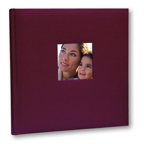 OU242420 альбом COTTON 24X24 BORDEAUX