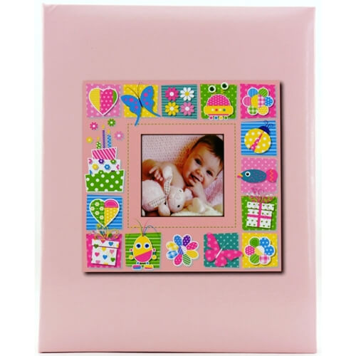 MS-1591 K 10x15/200 альбом BABY PINK